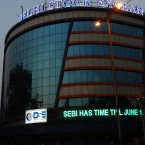 Delhi Stock Exchange - P20 True Color Board